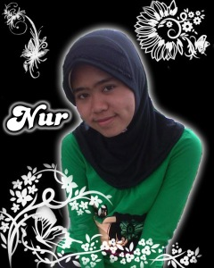 Nur,someone specially in my heart,..
