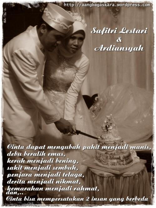 INdahnya pernikahan